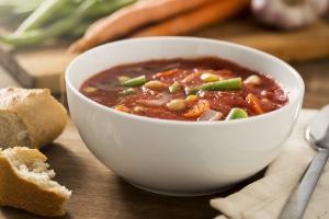 Grüne Bohnen schmecken in Suppen besonders fein