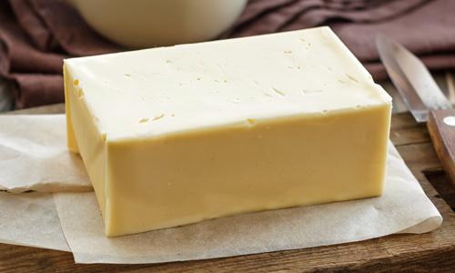 Butter ist das klimaschädlichste Lebensmittel