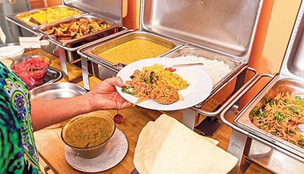 Vegane Restaurants und vegan essen in Bern: Vegan schlemmen im 3 Dosha Ayurveda