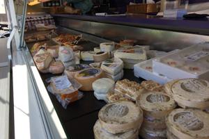 Frischer Fritz verkauft Käse aus Überschussproduktion