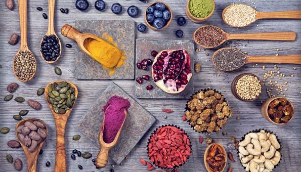 Gesunde Lebensmittel: Diese Nahrungsmittel machen eine gesunde Ernährung aus