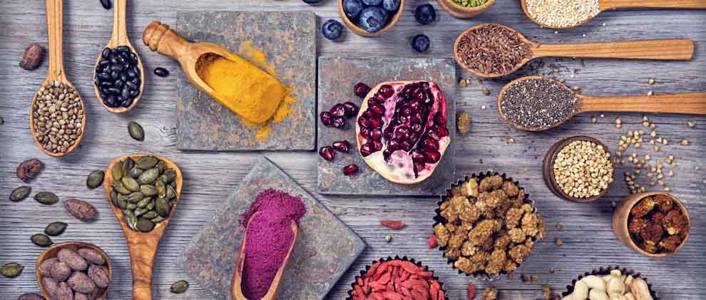 Diese Lebensmittel machen weit gereisten Superfoods Konkurrenz