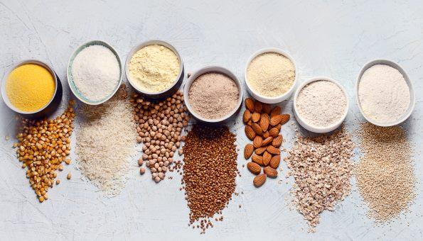 Glutenfreies Mehl: Beliebte Sorten & Tipps zum Backen