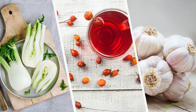 Immunsystem stärken mit diesen Lebensmittel