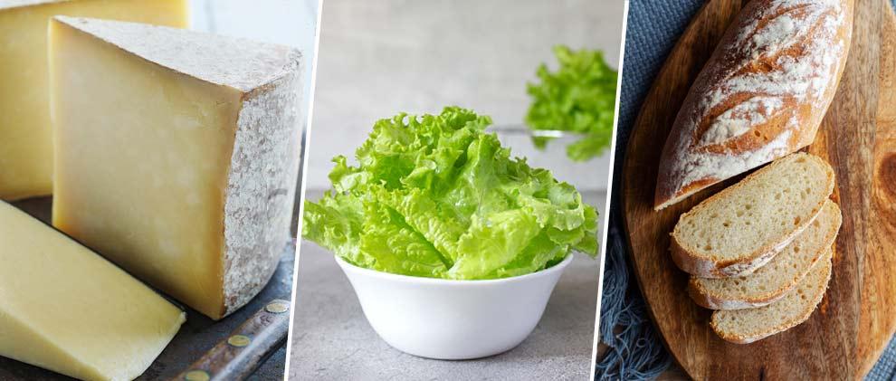 Mit diesen 9 Tipps alte Lebensmittel wieder frisch machen