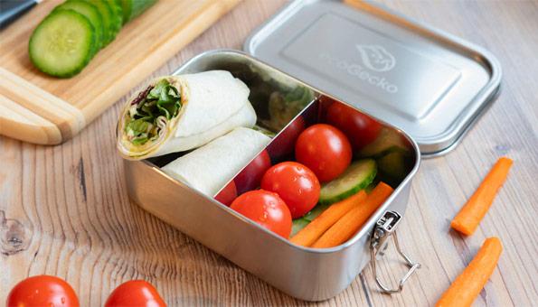 Lunchbox von Eco Gecko