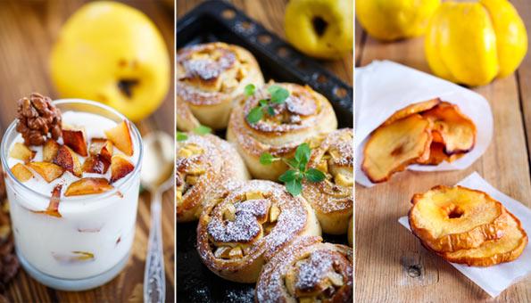 Quittenrezepte: Feines selber machen von Muffins bis Likör