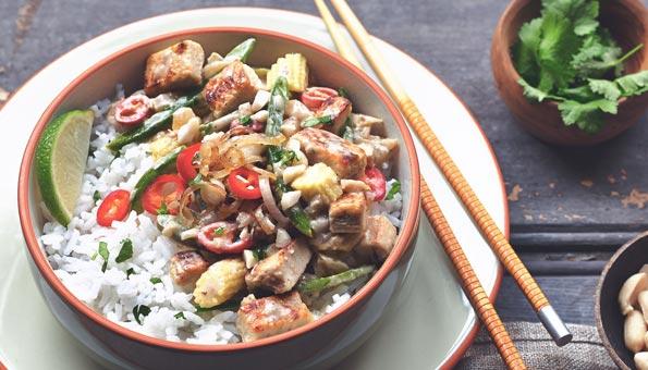 Quorn: gesunder und nachhaltiger Fleischersatz