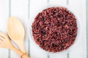 Roten Reis kochen