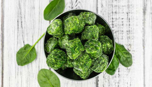Spinat einfrieren: Einfache Anleitung und Tipps zum Auftauen