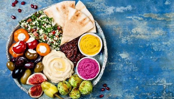 Vegane Restaurants: Basel bietet 9 Top-Locations für veganes Essen