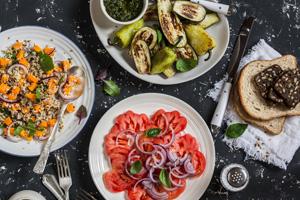 Vegan essen in der Schweiz: Die besten Restaurants