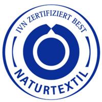 Siegel IVN für Bio-Baumwolle