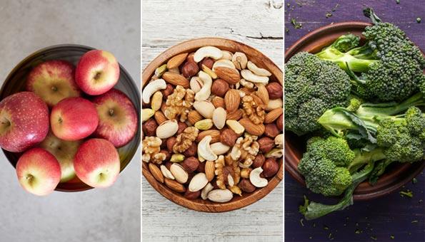12 Brainfoods, die dein Hirn ankurbeln